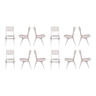 Set of 12 Boone Dining Chairs For Sale