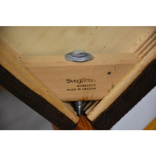 Svegards Markaryd Teak Arm Chair - Image 9 of 9