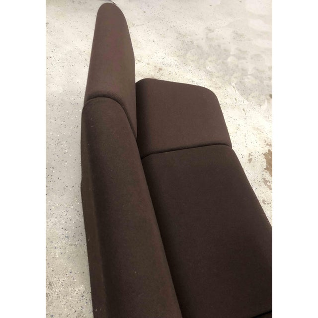Textile 1970s Vintage Don Chadwick Herman Miller Modular Sofa - 5 Pieces For Sale - Image 7 of 13