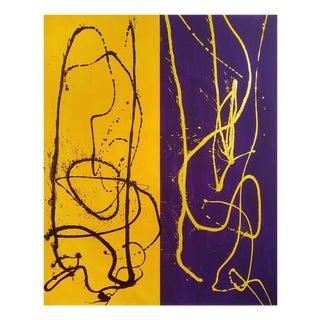 """Dana Gordon """"Light Struck"""", Painting For Sale"""