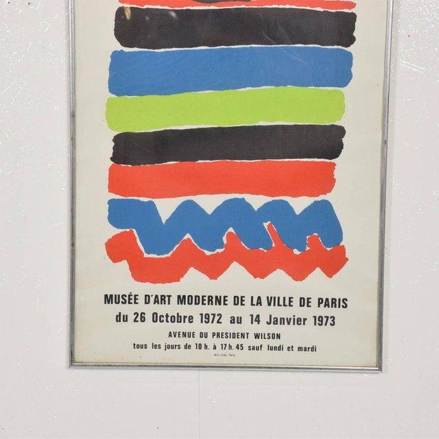 Impressionism Tapisseries De Sonia Delaunay 1972 Paris Litho Poster For Sale - Image 3 of 8