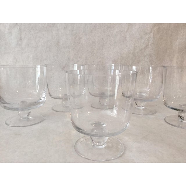 1970s Vintage Trifle Glasses- Set of 6 For Sale - Image 4 of 5