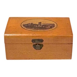 Antique Castle Hastings Box