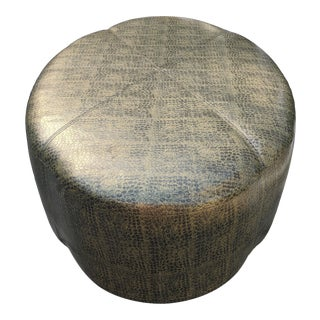 Barbara Barry for Abc Carpet & Home Ottoman For Sale