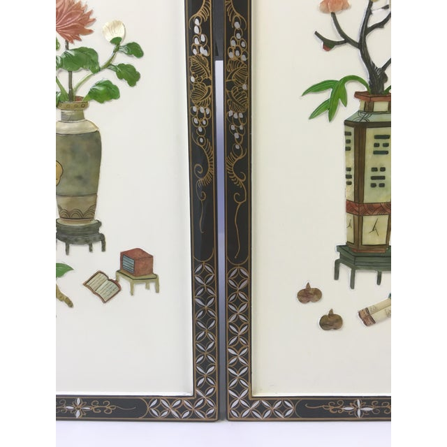 1950's Japanese Sculptural Wall Hangings - 4 - Image 7 of 9