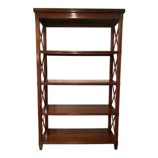 Contemporary Bookcase by Ralph Lauren For Sale