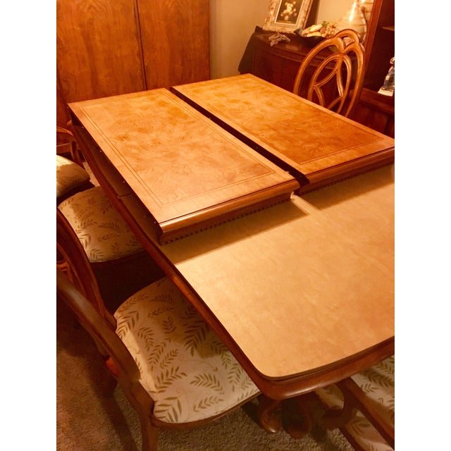 Thomasville Villa Soleil Dining Set For Sale In Phoenix - Image 6 of 7