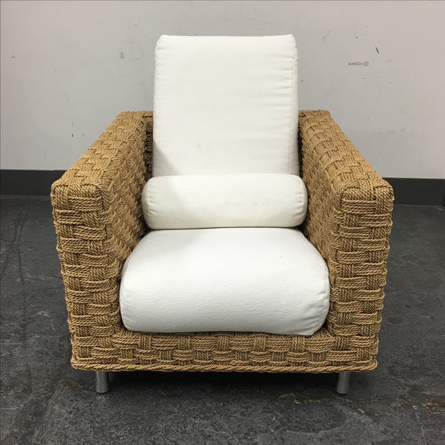 Wicky Armchair from Ligne Roset, designed by designer Didier from Gomez Design. The design was manufactured since 1997....