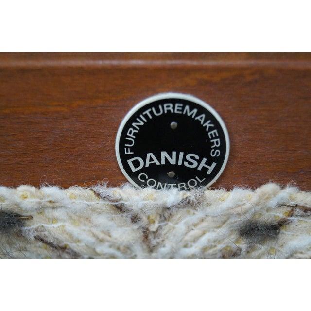 Ole Wanscher P. Jeppsen Rosewood Vintage Danish Sofa - Image 10 of 10