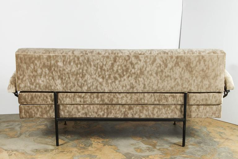 Italian MId Century Sofa And Daybed In Style Of Osvaldo Borsani   Image 4 Of