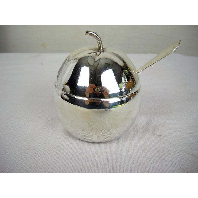 Silverplate Marmalade Server, 4 Pieces For Sale - Image 9 of 9