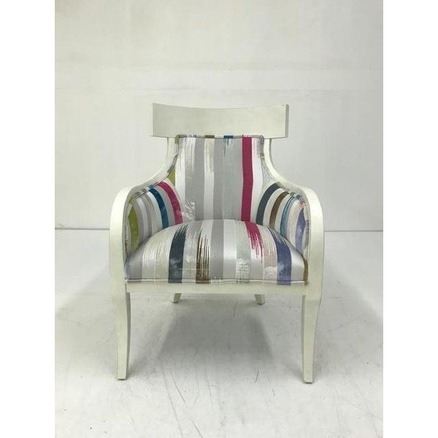 Century Furniture Century Furniture Turnbridge Chair For Sale - Image 4 of 4