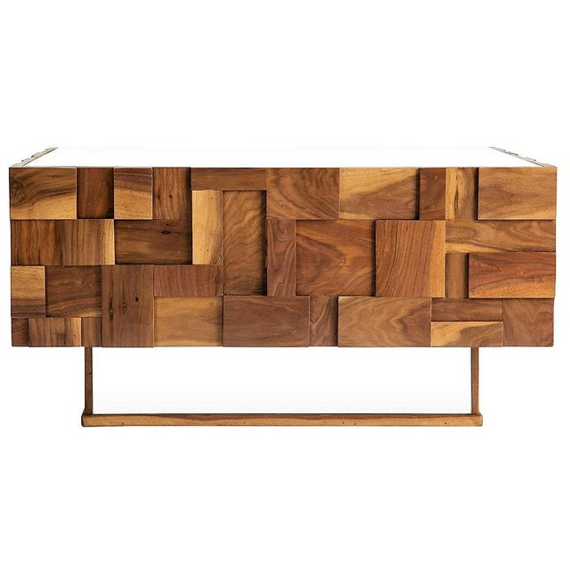 Modern Matrix Coffee Table For Sale - Image 3 of 4