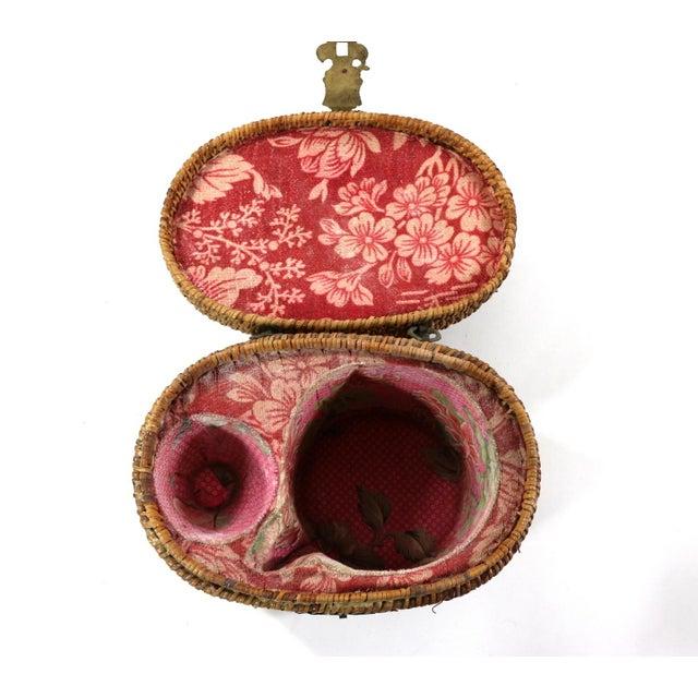 1870s Rose Medallion High Tea Set - Image 9 of 9