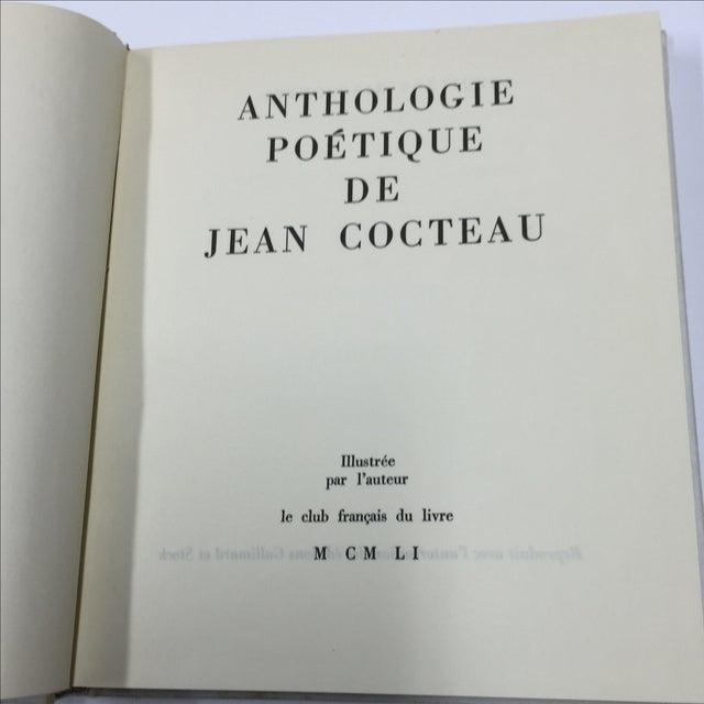 Anthropologie Poetique De Jean Cocteau Book - Image 4 of 7