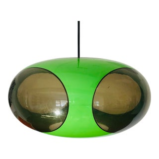 1970s Space Age Modern Pendant Lamp by Luigi Colani For Sale
