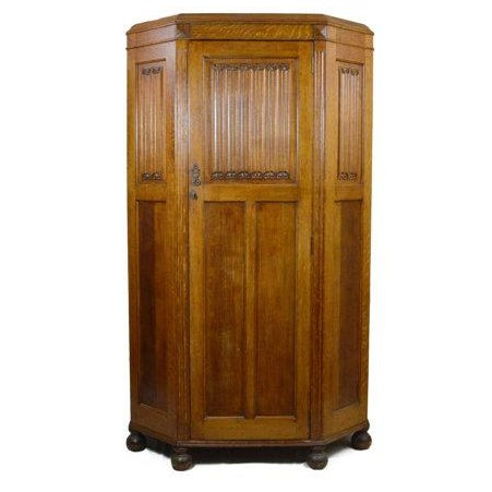 Antique Armoire - Image 1 of 5