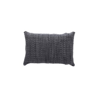 Rectangle Charcoal Pillow For Sale