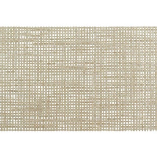 Sample, Maya Romanoff Island Weaves: Clipper - Woven Jute & Paper Wallcovering For Sale