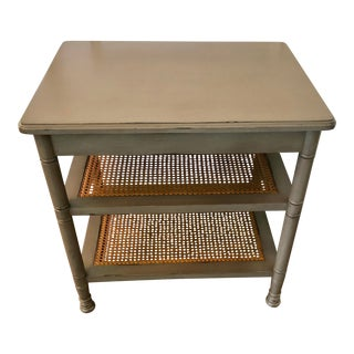 Country Redford House Wellesley Side Table For Sale