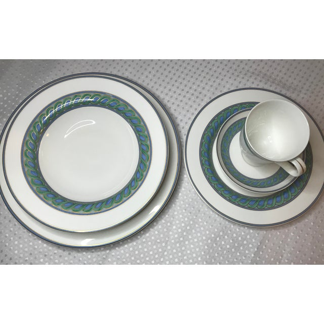 Christofle 12 Serving Dinnerware - Set for 64 - Image 9 of 9