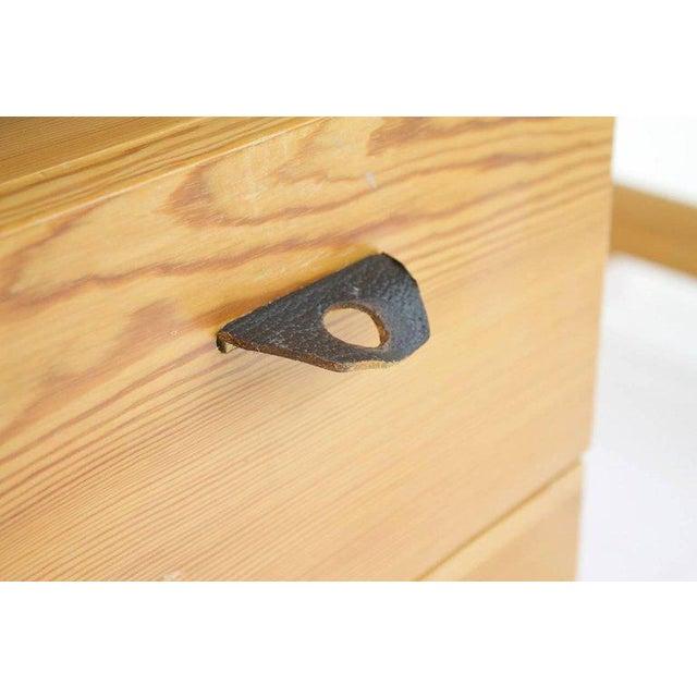 1970s Asko Adjustable Pine Wood Writing Desk Finland, 1970s For Sale - Image 5 of 13
