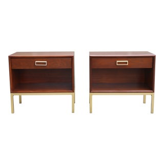 Drexel Side Tables - A Pair
