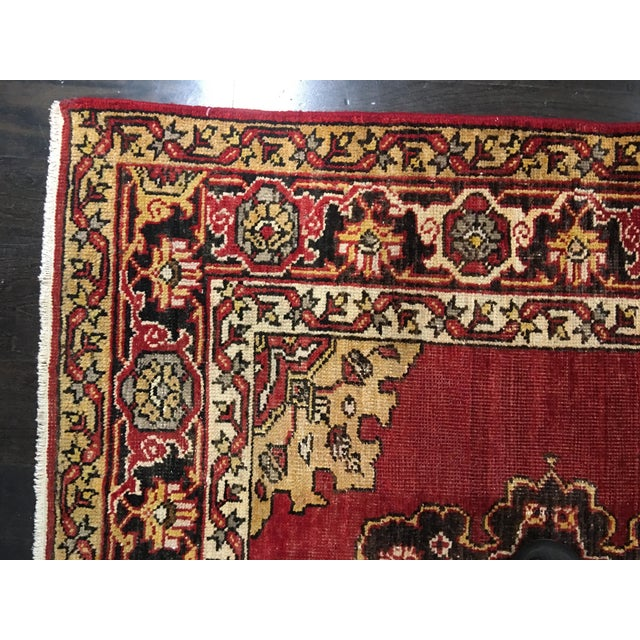 Turkish Oushak Runner - 5' x 13' - Image 10 of 10