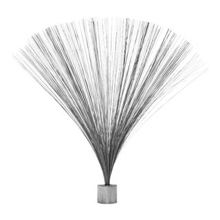 Dave Grossman Wire Spray Sculpture in the Manner of Bertoia For Sale