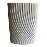 Image of 1970s Vintage Porcelain Vase Mod Agatha Waltz for Rosenthal Studio - Linie Modern For Sale