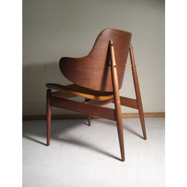 Kodawood Vintage Kodawood Lounge Chair by Seymour James Weiner For Sale - Image 4 of 12