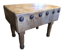 Image of Kitchen Islands & Butcherblocks