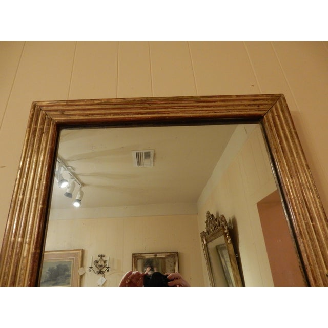 Art Deco Early 19th Century Directoire' Mirror For Sale - Image 3 of 6