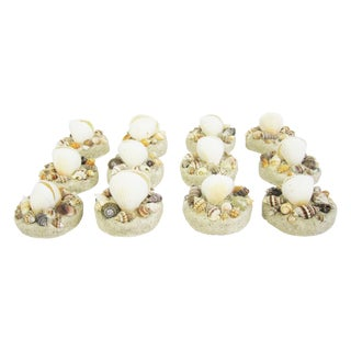 Shell Place Card Holders - Set of 12