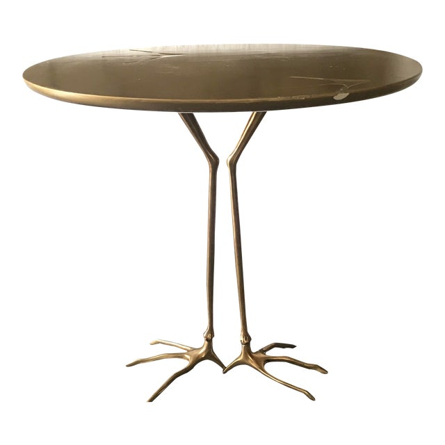 Traccia Table by Meret Oppenheim For Sale