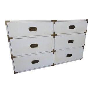 Swinger Double Campaign Dresser