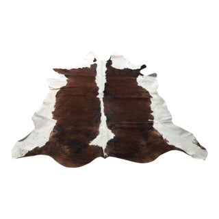 Boho Chic Argentinian Cowhide