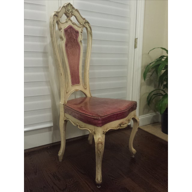 Turano French Dining Chairs - Set of 4 - Image 2 of 3