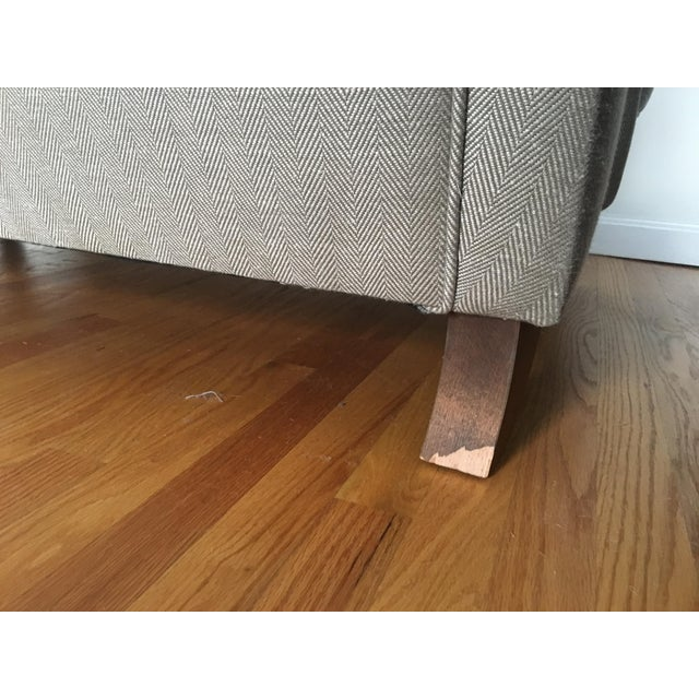 English Roll Arm Sofa For Sale In New York - Image 6 of 13