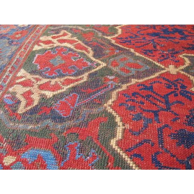 17th Century Anatolian Ushak Carpet For Sale - Image 4 of 6