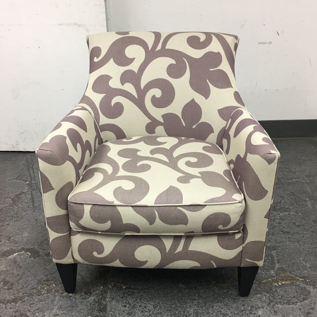 Custom Clara Accent Chair from Crate & Barrel - Image 2 of 7