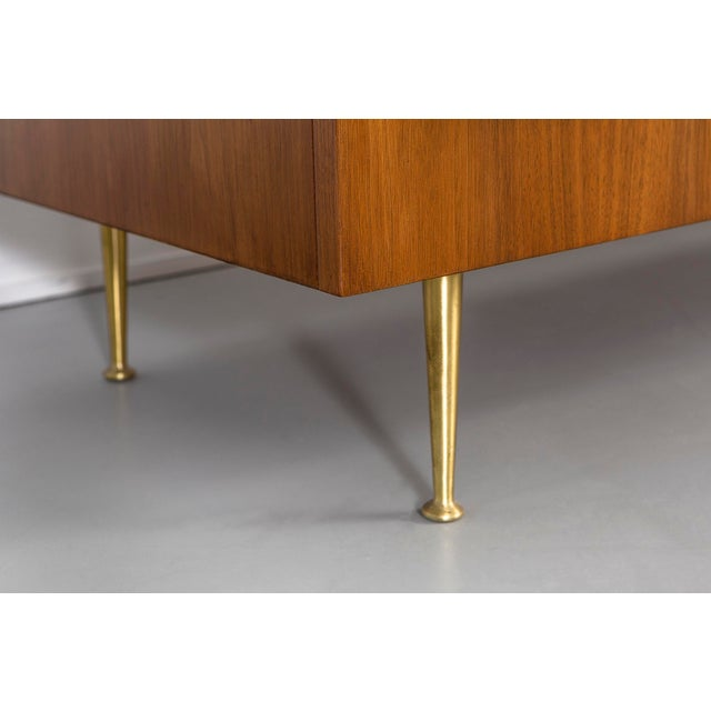 Gold Widdicomb Credenza For Sale - Image 8 of 11