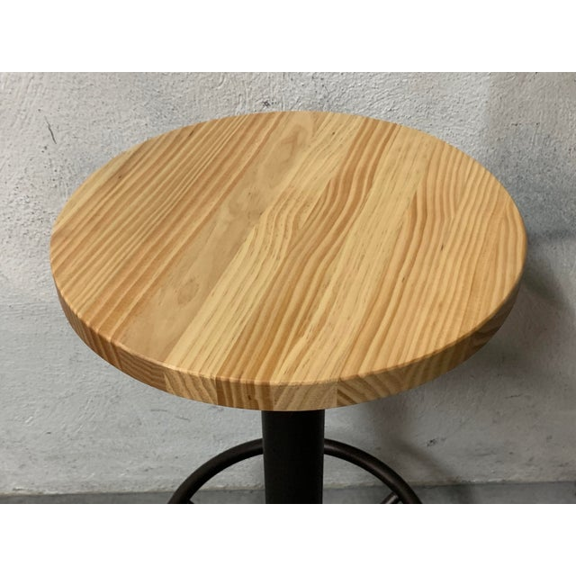 New Extendable Dining Table for Indoor and Outdoor With Wood Top For Sale In Miami - Image 6 of 9