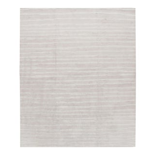 Abstract Contemporary Rug 9' X 10' For Sale
