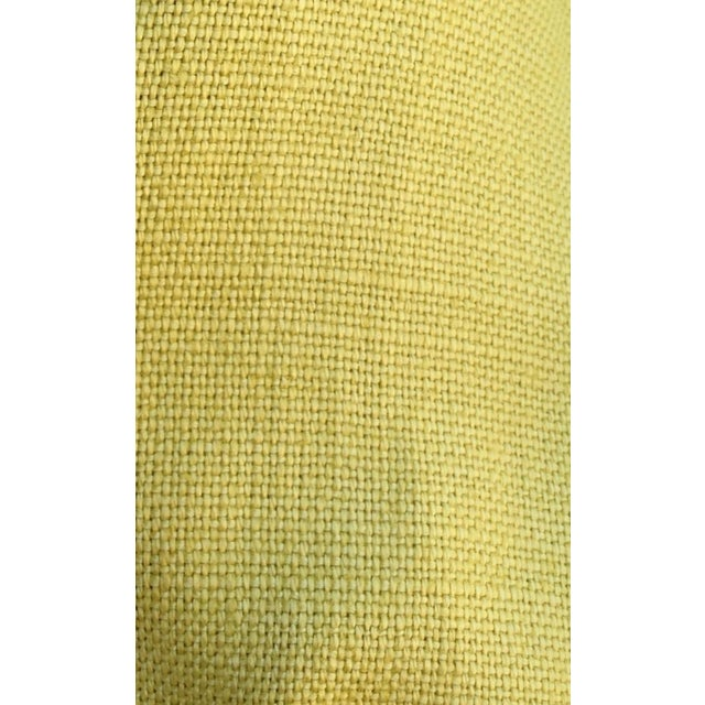 Kravet Couture Green Linen Fabric - 10 Yards - Image 2 of 2