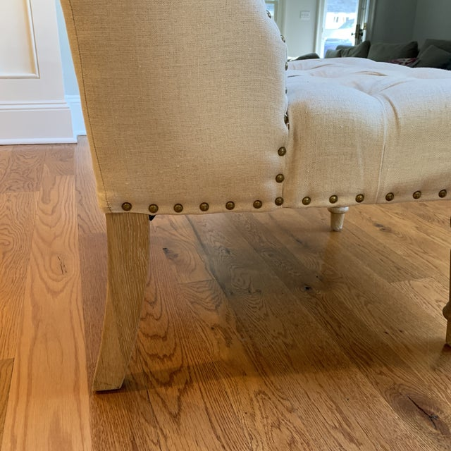 2010s Lillian August Townsend Chairs - A Pair For Sale - Image 5 of 6