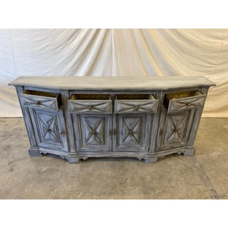 Italian Painted Tuscan Credenza Sideboard - Early 20th C Preview