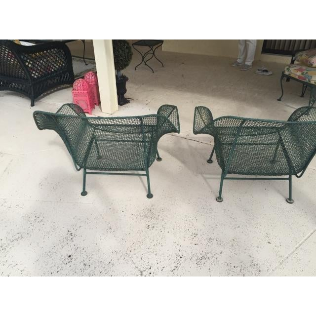 Woodard Sculptura 1950s Chairs - A Pair - Image 3 of 5