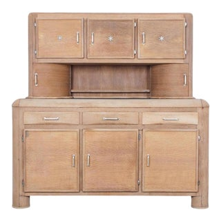1930s French Modern Cabinet For Sale