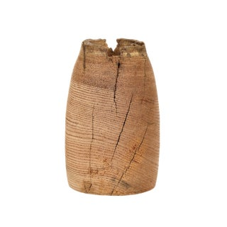Aru Series Coffee Tree Hollow Vessel by Claudio Sebastian Stalling For Sale